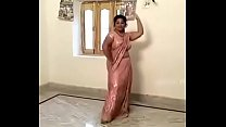 Sexy Hot Aunty doing Desi Mujra Preview