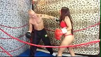 Uiwp Entertainment Carmin Alexa Vs Man In Belly Punching Boxing Match