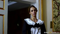 Brazzers - British babe Erica Ftes gets pounded - 9Club.Top