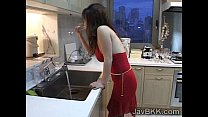 Slutty Japanese girls uses a hottie to entertain her friends thumbnail