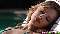 Surprise Poolside Anal2