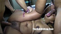 leona banks fucked by dominican squad donny sins and macana man