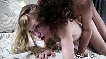 Teen Sister Cornered By Brother At Family Reunion - Ivy Wolfe