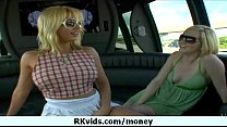 Money does talk for a nasty whore 26
