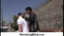 Just See My Mom Going Black 24