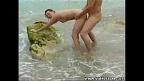 Anal on the Beach with a Hot Chick thumb