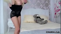 Probably hottest blonde fetish camgirl Vorschaubild