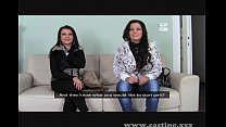 Casting from romania with love - black girl xxx thumbnail