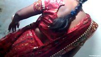 SWEET MARRIED INDIAN GIRL IN SAREE pornhub video