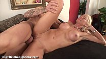 Blonde With Big Tits Fucks A Big Dick preview image