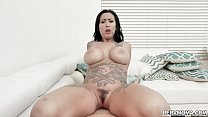Stepson loves eating his stepmoms ass and fucking her! porn image