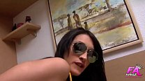 Ana Ribera wants more... That's how she uses our dildos to reach Nirvana