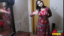 14139 Indian Wife Sonia In Shalwar Suir Strips Naked Hardcore XXX Fuck preview