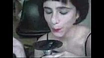 xhamster.com 4365189 eating cum with a spoon preview image