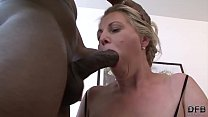 the dirty cleaner - Granny Mouth Fuck Deepthroat Blowjob Swallowing Cum After Pussy Penetration thumbnail
