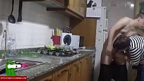 The very hot, picks her up and she fucks her hard in the kitchen. RAF356 pornhub video