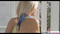 Babes - Into You  starring  Vinna Reed and Katy Rose clip