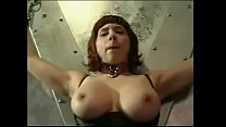big tits slut gets her its nipples squeezed by her master [큰 젖꼭지 Big Nipples]