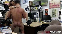College Student Banged in my pawn shop! thumb