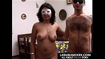 Baby Marylin sesso in cucina