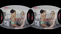 RealityLovers VR - Young Lesbian Virgins