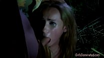 Free download video bokep Teen lost in the woods