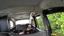 Fake Taxi petite lady in sexy lingerie صورة