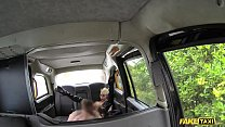 Fake Taxi petite lady in sexy lingerie thumbnail