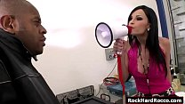 Sexy slut babe throats and analed by bbc Thumbnail