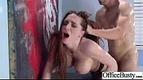 Naughty Sexy Girl (veronica vain) Banged Hardcore In Office mov-30