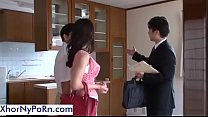 The Realtor Fucks This Sexy Asian Wife  -XhoRny...