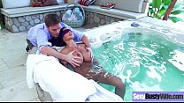 (Jewels Jade) Big Melon Tits Housewife Love Int...