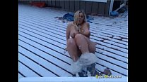 Pawg Audrey Fucks Herself In The Snow Vorschaubild