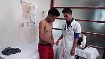 Kinky Medical Fetish Asians Simon and Russel Ba...