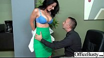 Lovely Girl (jayden jaymes) With Big Tits Get Banged Hard Style In Office movie-16