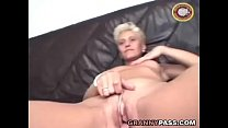 Beautiful German Mature Gets Dildoed And Gives Blowjob