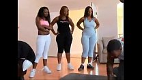 BCS - Beauty Dior, Cherokee, Skyy black Big booty trio pornhub video