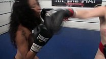 7009 Interracial Foxy Boxing Topless preview