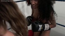 7040 Interracial Foxy Boxing Topless preview