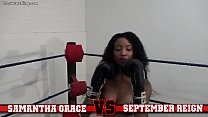 7050 Interracial Foxy Boxing Topless preview