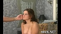Nude honey is moaning and groaning during sex