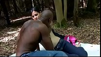9990 Indian jain Girl fucking blackman in forest preview