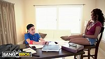 BANGBROS - Ebony Teacher Daya Knight Has A Plan For Juan El Caballo Loco