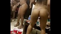 Big ass Nigerian sluts dancing at a sex party
