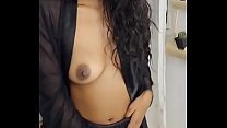 Desi girl has her boobs played with by her bf
