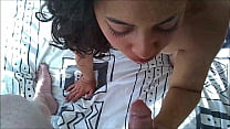 First experience in an amateur video SerenaMore...