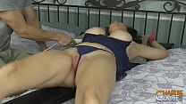 Couple Fetish Sex! Charlee Chase Takes A Hitach...