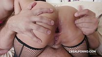 Extra Horny babes Mai Thai and Kira Thorn Smashed hard by Monster cocks Vorschaubild