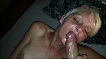 MILF Blondie Wants to Eat His Load preview image