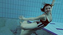 Poleshuk Lada second underwater sexy video Thumbnail